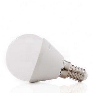 Bombilla LED E14 G45 7W 550Lm