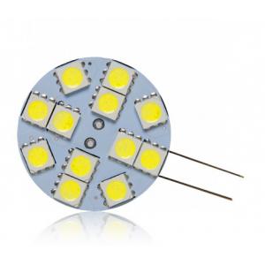 Bombilla LED G4 2.4W 12v