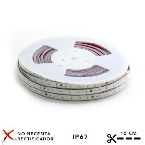 Tira LED 220VAC SMD2835...