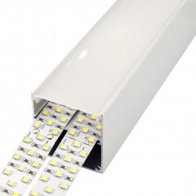 Perfil de Aluminio para...