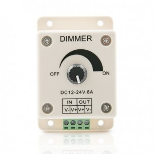 Dimmer Monocolor Manual...