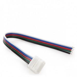 Conector Tira LED RGB 1...