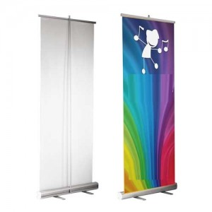 Banner Roll Up 100 x 200CM 1 Cara