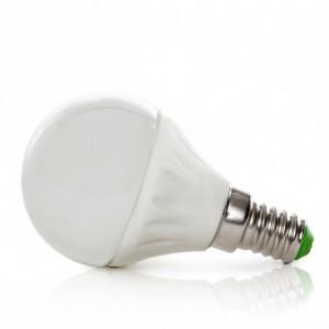 Bombilla LED E14 G45 3W 250Lm