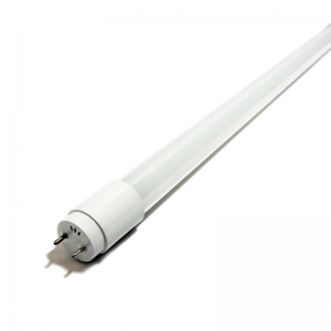 Tubo de LED T8 Vidrio 150Cm 330º 24W 2400Lm Un Extremo